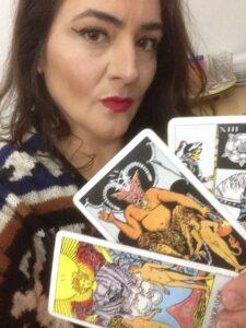 Mariela Gauna: Tarotista y Vidente Profesional
